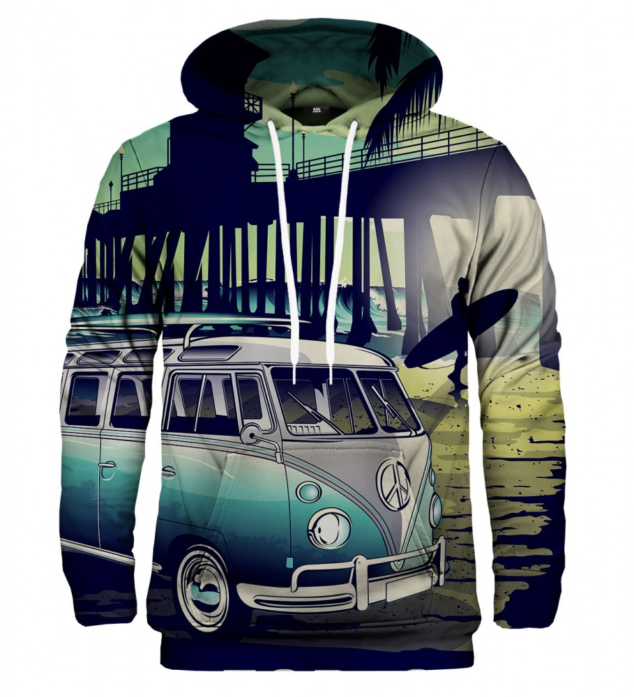 Mr. Gugu & Miss Go, California Life hoodie Image $i