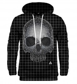 Mr. Gugu & Miss Go, Square Skull hoodie Thumbnail $i