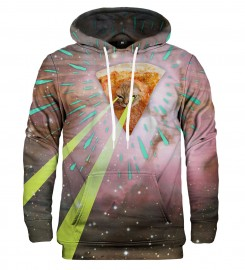 Mr. Gugu & Miss Go, Super Pizza Laser Cat hoodie Thumbnail $i