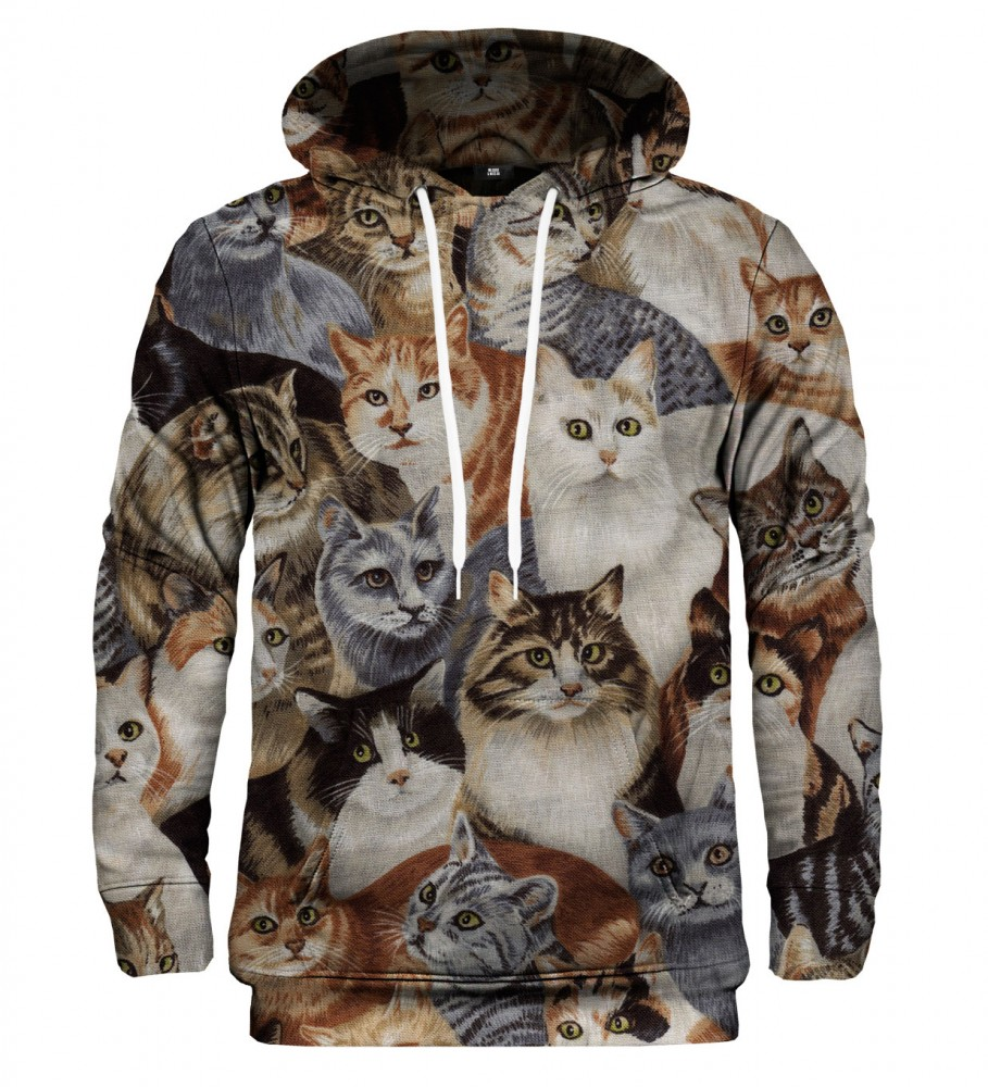 Mr. Gugu & Miss Go, Cats hoodie  Image $i