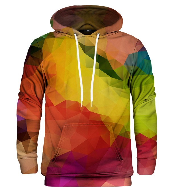 Colorful Geometric hoodie Miniature 1