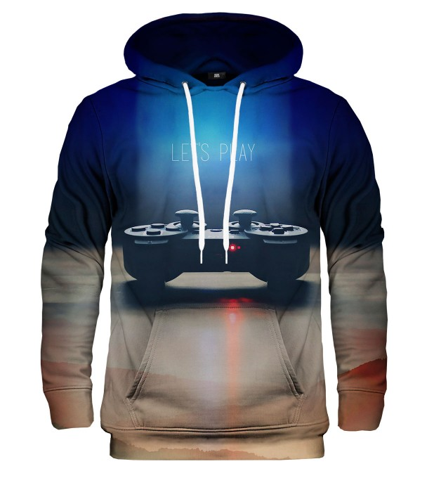gamer hoodie аватар 1