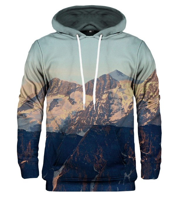 Bluza z kapturem mountains Miniatury 1