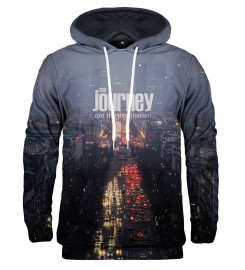 Mr. Gugu & Miss Go, the journey hoodie Thumbnail $i
