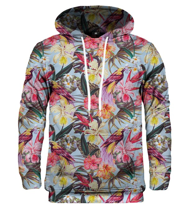 Tropical Beauty hoodie Miniatura 1