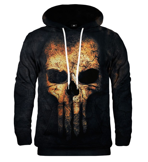 Punisher Face hoodie Miniature 2
