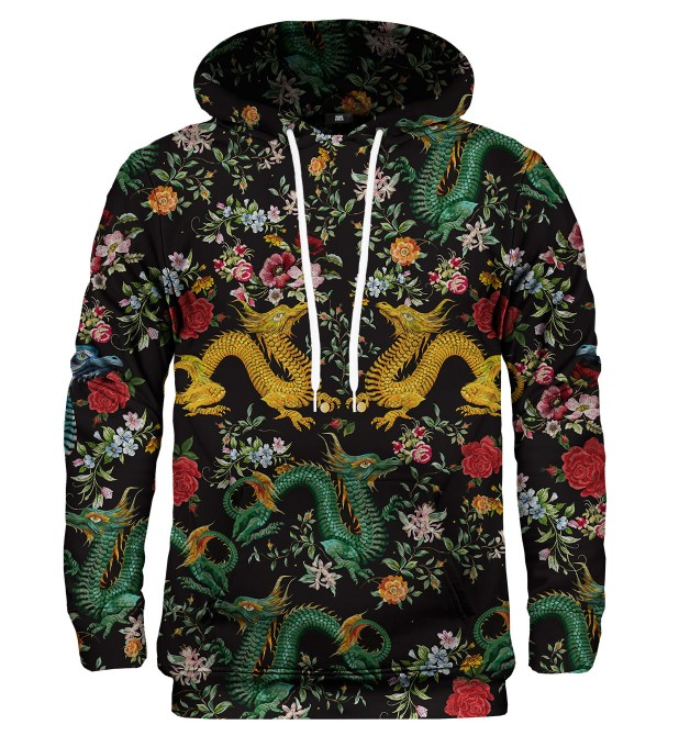 Asian Dragon hoodie Miniatura 1