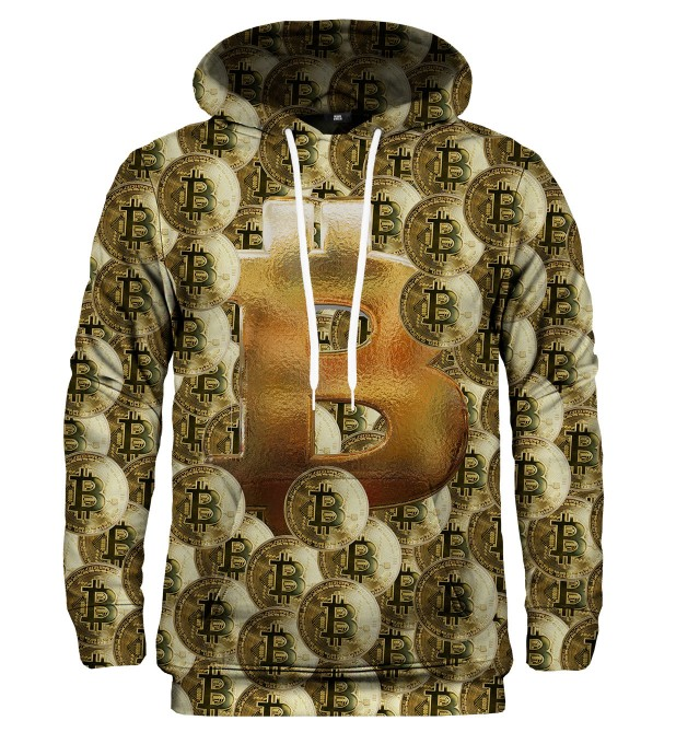 Cyber Coin hoodie Miniature 1
