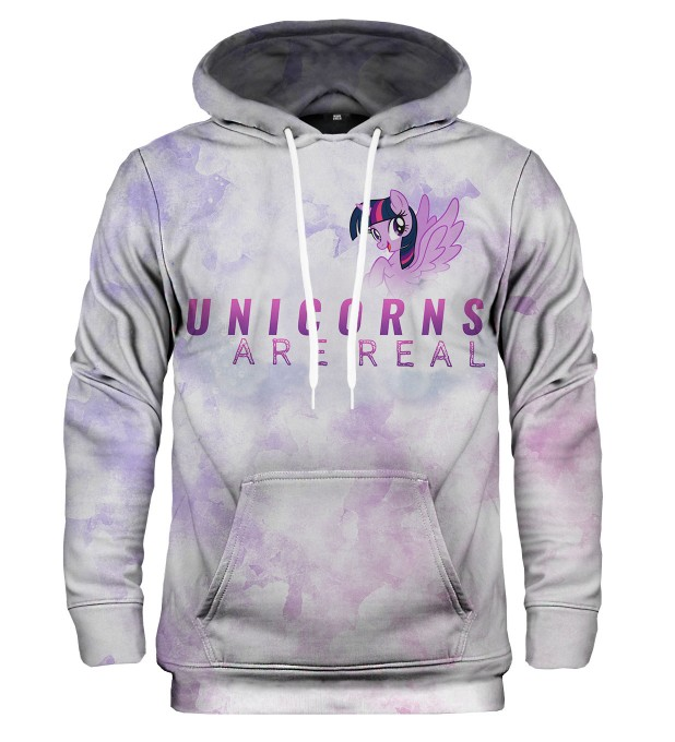 Unicorns are Real hoodie Thumbnail 1