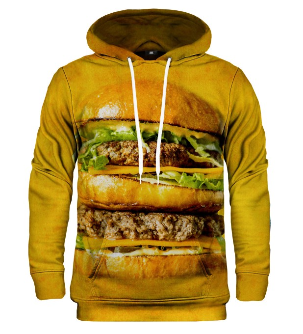 Great Hamburger hoodie Thumbnail 1