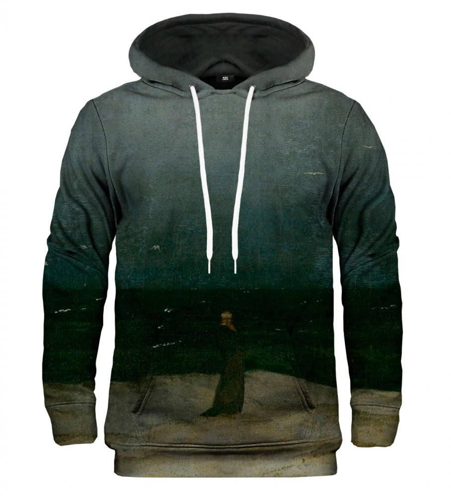 Mr. Gugu & Miss Go, Monk by the Sea hoodie Image $i