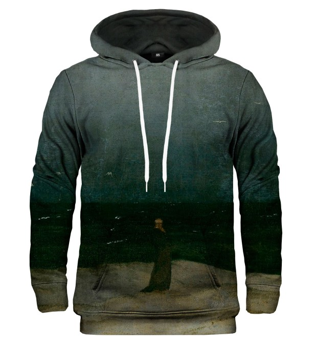 Tower of Babel Monk by the Sea hoodie Miniatura 1