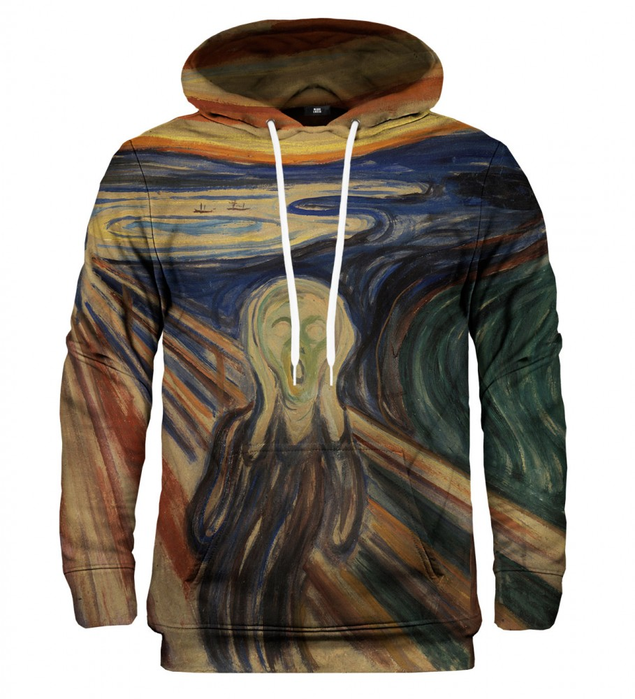 Mr. Gugu & Miss Go, The Scream hoodie Image $i