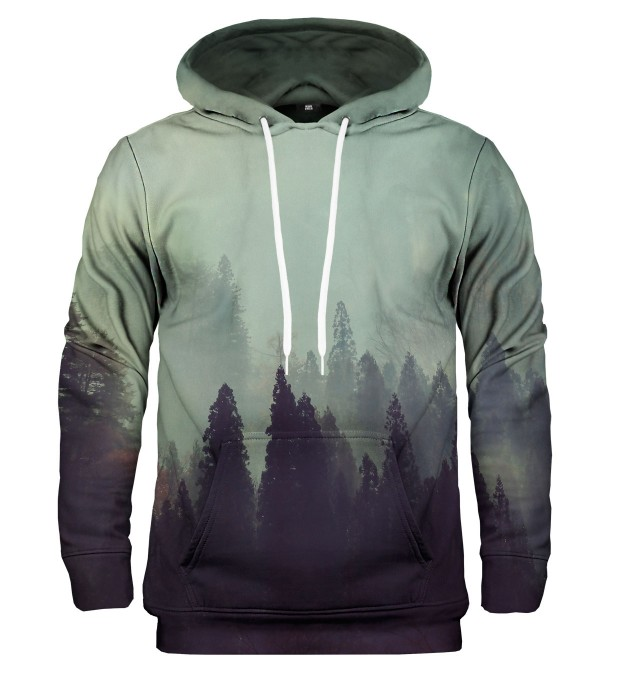 Bluza z kapturem Old Forest  Miniatury 1