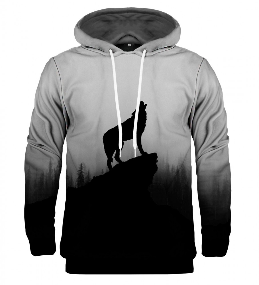 Mr. Gugu & Miss Go, Shadow of Wolf hoodie Image $i