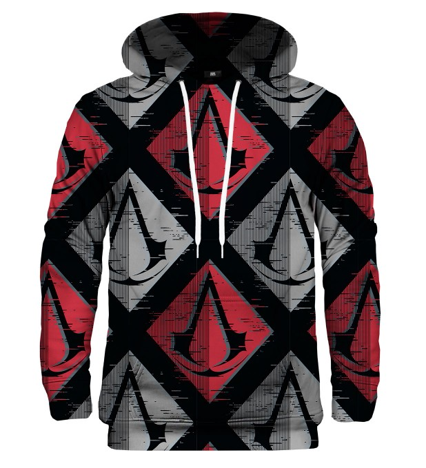 Bluza z kapturem Assassin's Creed Logo Miniatury 1