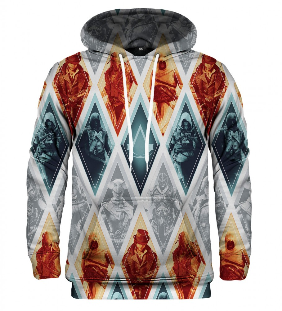 Mr. Gugu & Miss Go, Nothing is True Everything is Permitted hoodie Image $i