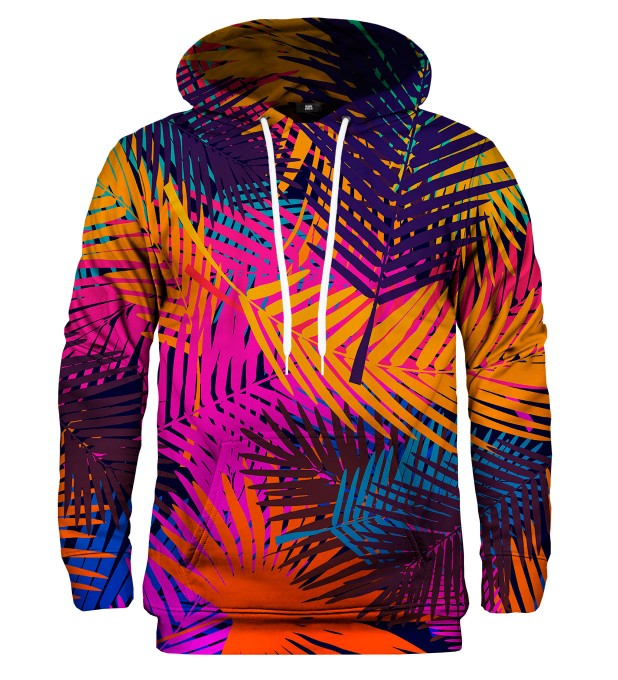 Bluza z kapturem Colorful Palm  Miniatury 2