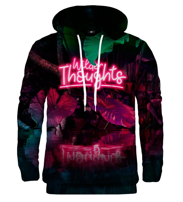Wilder Thoughts hoodie Miniature 1