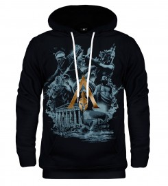 Mr. Gugu & Miss Go, Assassin's Creed Odyssey hoodie Thumbnail $i