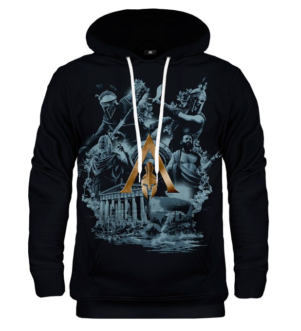 Assassin's Creed Odyssey hoodie Miniature 1