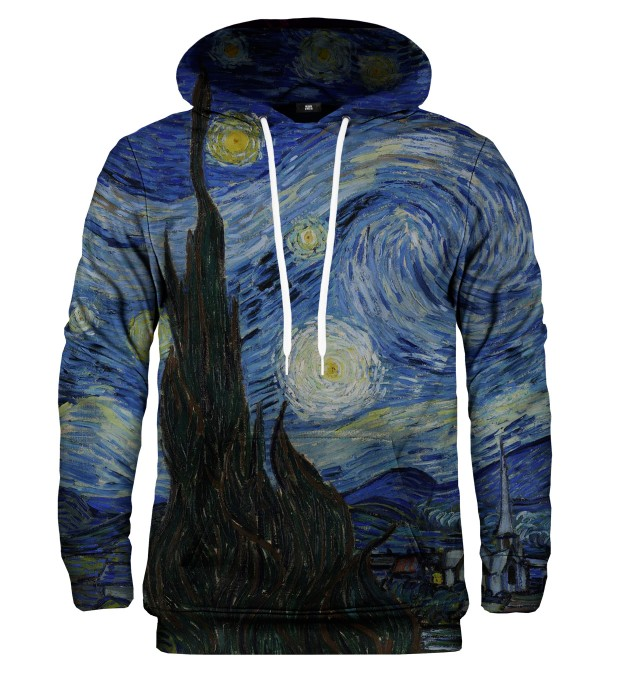 Bluza z kapturem The Starry Night Miniatury 2