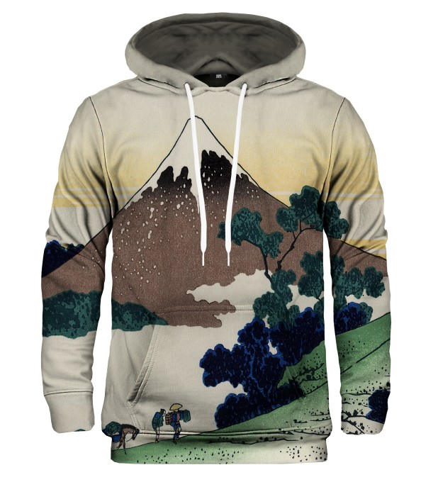 Inume pass in the Kai province hoodie Miniatura 1