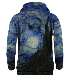 Mr. Gugu & Miss Go, The Starry Night hoodie Thumbnail $i