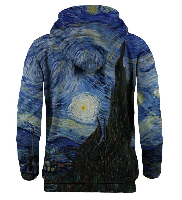 The Starry Night hoodie Miniature 2