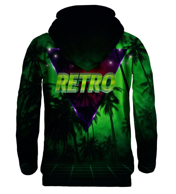 Welcome to the 80's hoodie Miniature 2