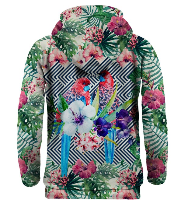 Bluza z kapturem Jungle Parrots  Miniatury 2