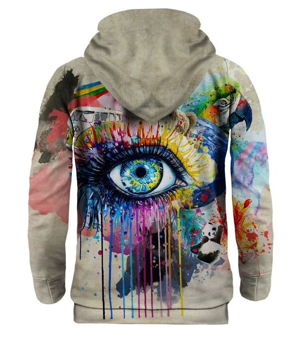 All over print hoodie Thumbnail 2