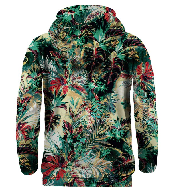 Tropical Jungle hoodie Thumbnail 2