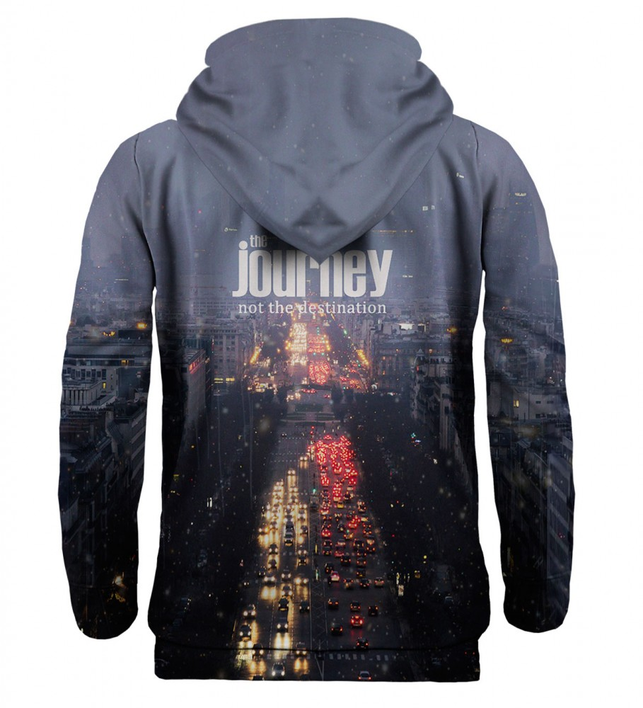 Mr. Gugu & Miss Go, the journey hoodie Image $i