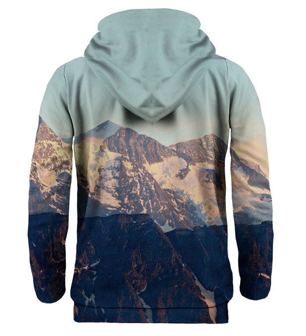 Bluza z kapturem mountains Miniatury 2