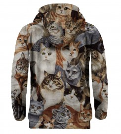 Mr. Gugu & Miss Go, Cats hoodie  Thumbnail $i