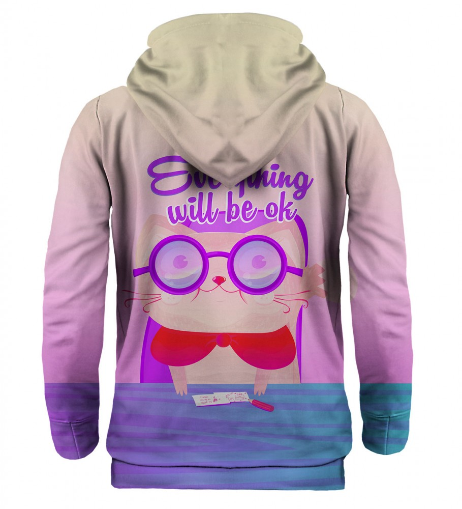 Mr. Gugu & Miss Go, Everything Will Be OK hoodie Image $i