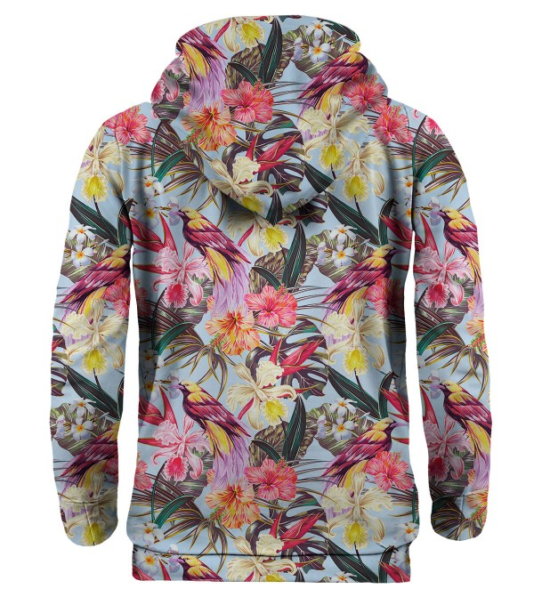 Tropical Beauty hoodie Miniature 2