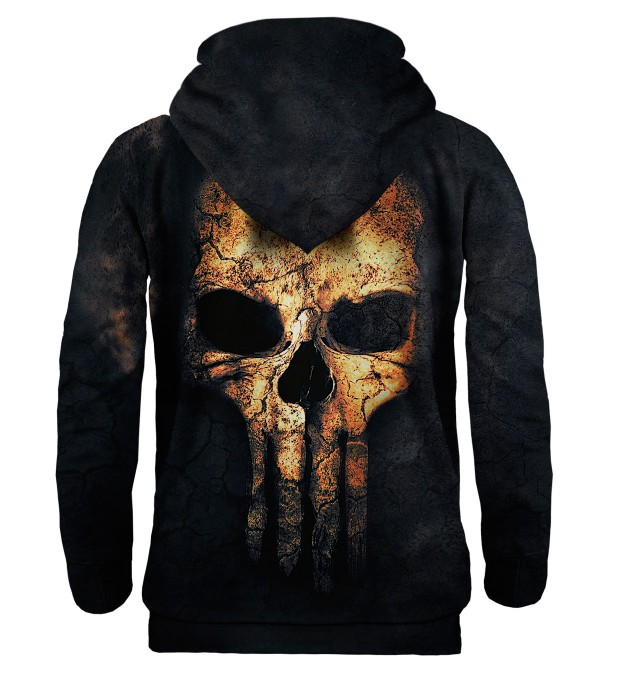 Punisher Face hoodie Thumbnail 2