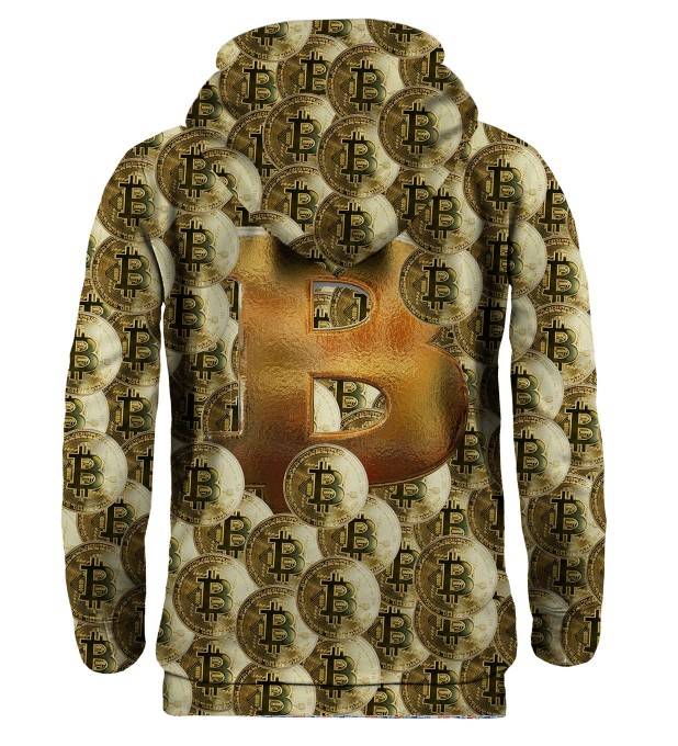 Cyber Coin hoodie Miniature 2