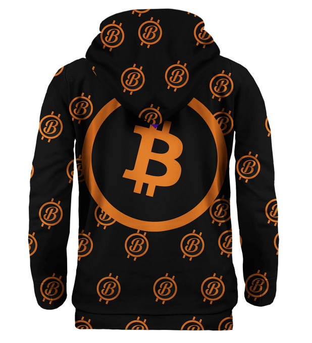 Bitcoin pattern hoodie аватар 2