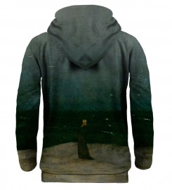 Mr. Gugu & Miss Go, Monk by the Sea hoodie Thumbnail $i