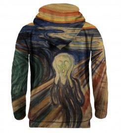 Mr. Gugu & Miss Go, The Scream hoodie Thumbnail $i