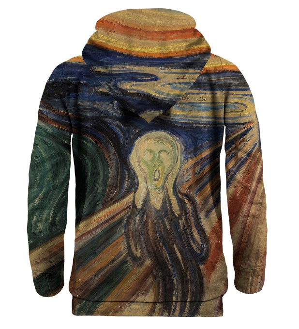 Bluza z kapturem The Scream Miniatury 2