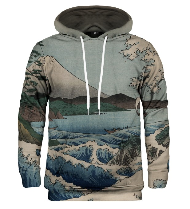 The Sea of Satta hoodie Thumbnail 1