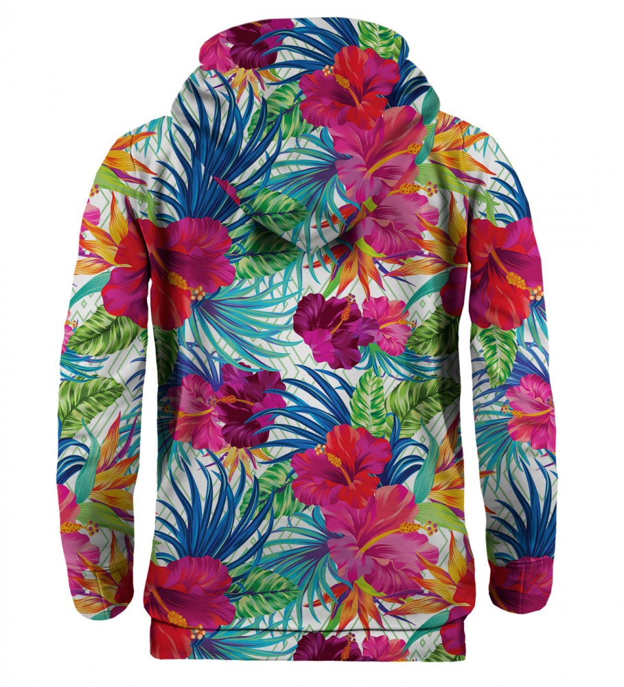Mr. Gugu & Miss Go, Jungle Flowers hoodie Image $i