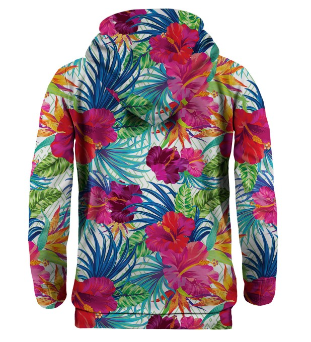 Jungle Flowers hoodie Thumbnail 2