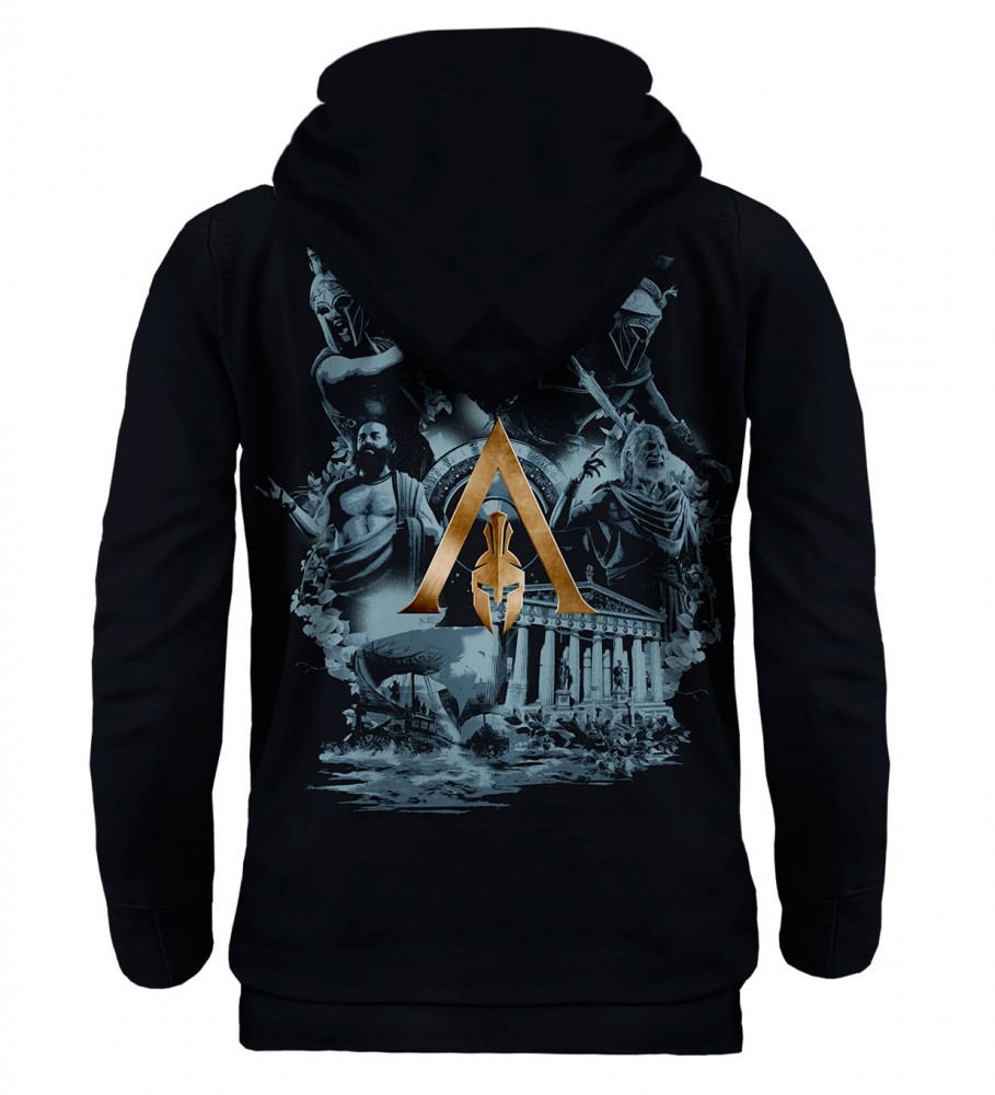 Mr. Gugu & Miss Go, Assassin's Creed Odyssey hoodie Image $i