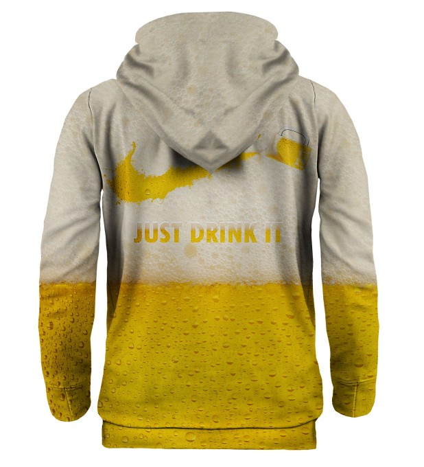 Just drink It kapuzenpullover Miniaturbild 2