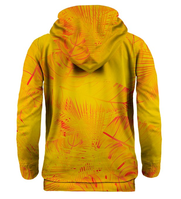 Yellow Jungle hoodie Thumbnail 2